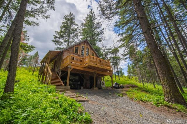 120 Horse Heaven Rd, Cle Elum, WA 98922 (#1461445) :: Real Estate Solutions Group