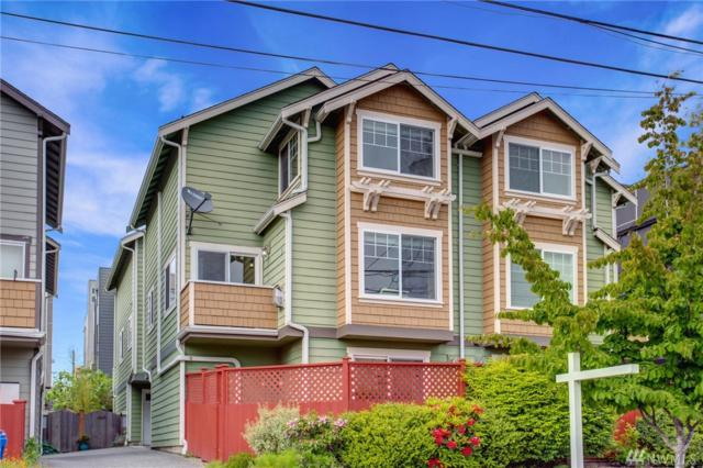 1736 NW 59th St B, Seattle, WA 98107 (#1461446) :: Homes on the Sound