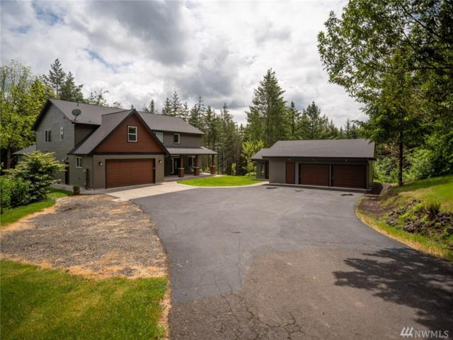 392 Little Kalama River Rd, Woodland, WA 98674 (#1461885) :: Homes on the Sound