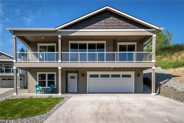 225 Village Dr, Manson, WA 98831 (#1461923) :: Homes on the Sound