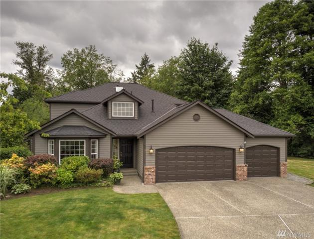 18616 117th Ave SE, Snohomish, WA 98296 (#1461932) :: Real Estate Solutions Group