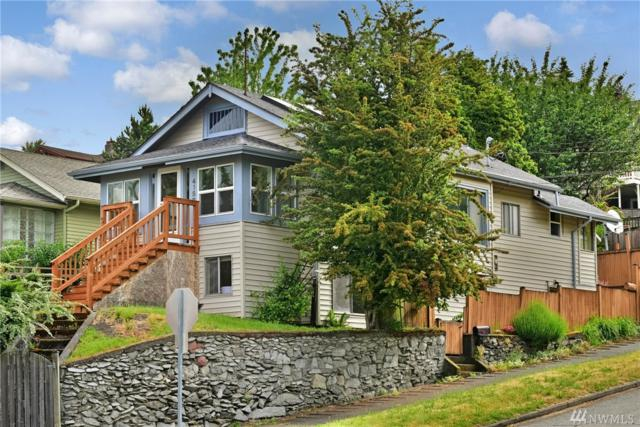 4158 46th Ave SW, Seattle, WA 98116 (#1462105) :: Homes on the Sound