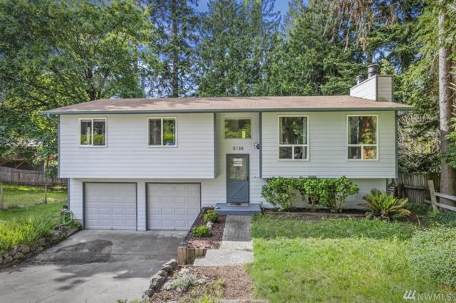 2136 NW Clinton Ave, Poulsbo, WA 98370 (#1462191) :: Homes on the Sound