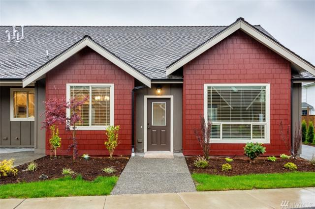 4730 Tidal Wy 101=L, Blaine, WA 98230 (#1462221) :: Ben Kinney Real Estate Team