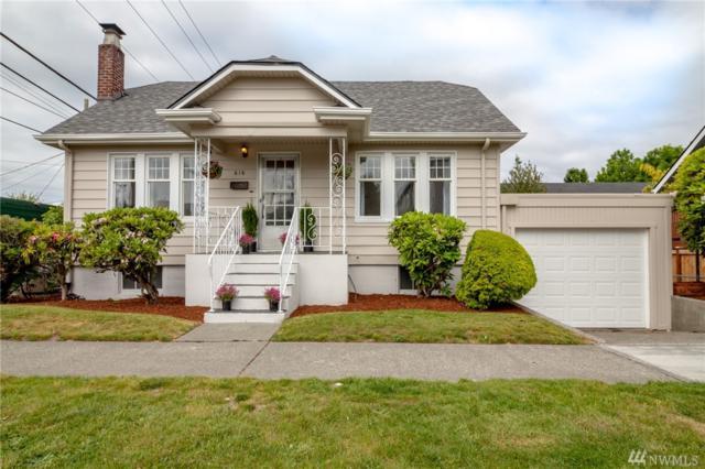 616 N Junett St, Tacoma, WA 98406 (#1462297) :: Costello Team
