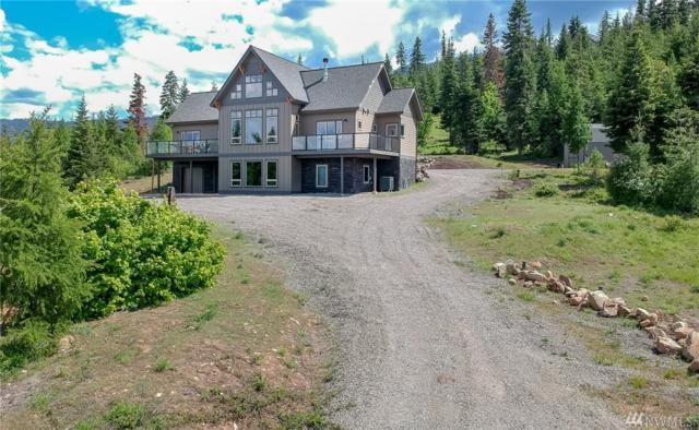 1320 Stone Ridge Dr, Cle Elum, WA 98922 (#1462308) :: Real Estate Solutions Group