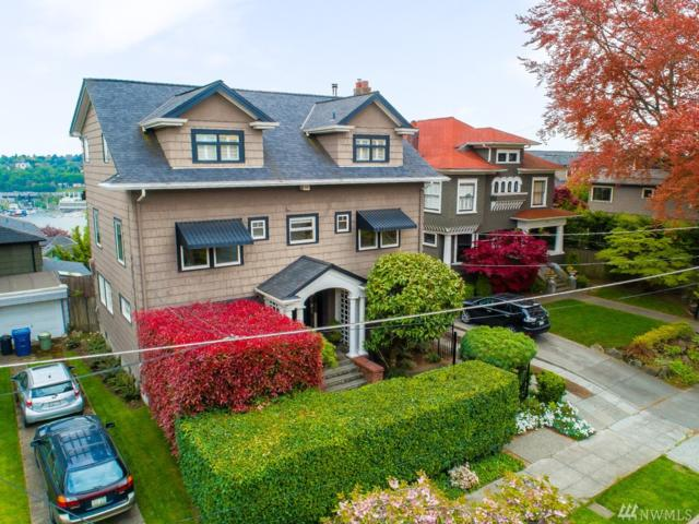 1518 4th Ave N, Seattle, WA 98109 (#1462407) :: Costello Team