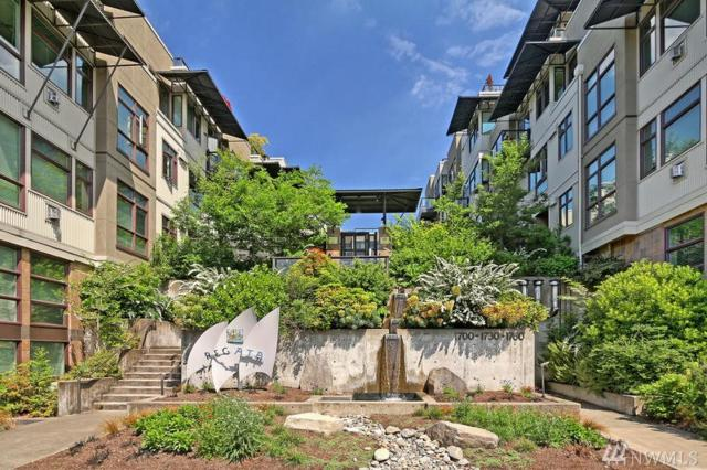 1760 N Northlake Wy #124, Seattle, WA 98103 (#1462485) :: Commencement Bay Brokers