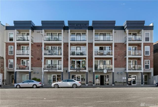 1031 N State St #202, Bellingham, WA 98225 (#1462539) :: Kimberly Gartland Group