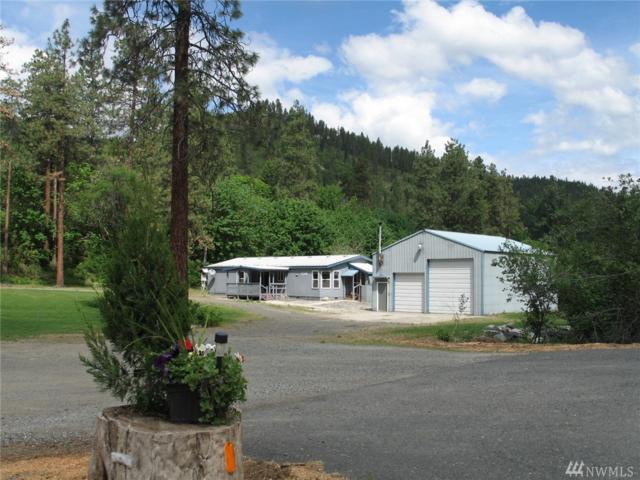 6236 Us-97 Hwy S, Peshastin, WA 98847 (#1462607) :: Homes on the Sound