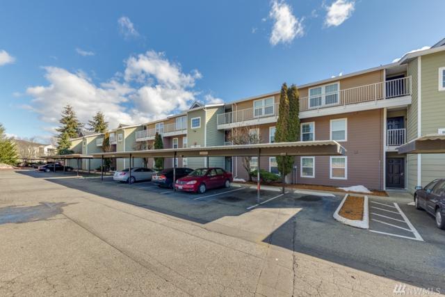 9815 Holly Drive A307, Everett, WA 98204 (#1462747) :: McAuley Homes