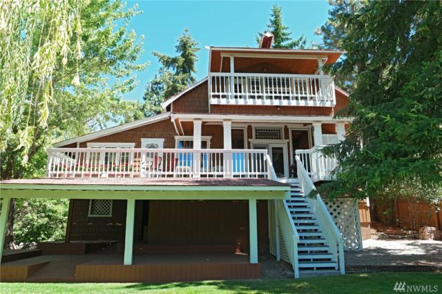 121 Downie Canyon Rd, Chelan, WA 98816 (#1462781) :: Keller Williams Realty Greater Seattle
