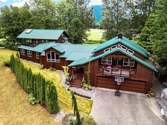 345 Ogle Place NE, North Bend, WA 98045 (#1462791) :: Better Properties Lacey