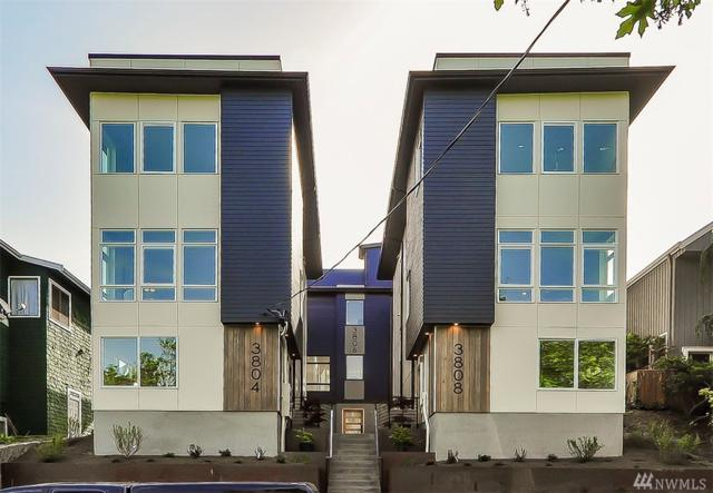 3806 21st Ave SW, Seattle, WA 98106 (#1462885) :: The Royston Team