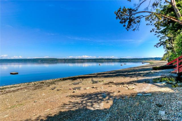 13523 Agate Beach Rd, Anderson Island, WA 98303 (#1462933) :: KW North Seattle