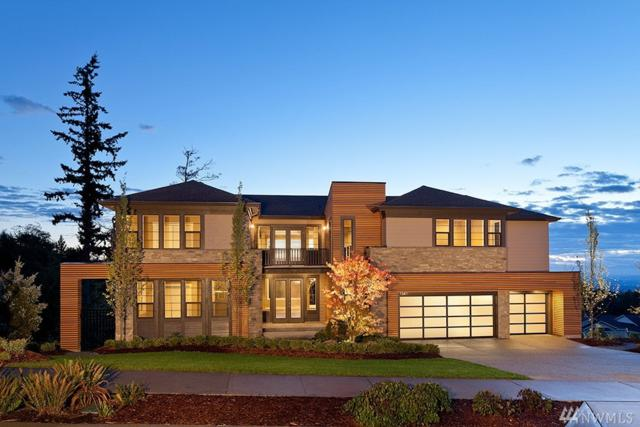 11722 NE 45th (Homesite 22) St, Kirkland, WA 98033 (#1462957) :: The Kendra Todd Group at Keller Williams