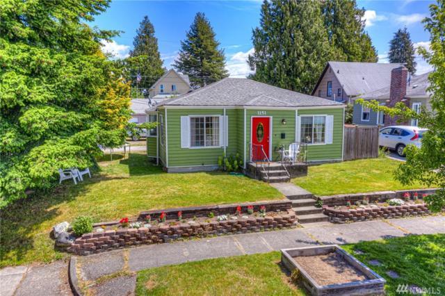 1151 S Oakes St, Tacoma, WA 98405 (#1462985) :: McAuley Homes