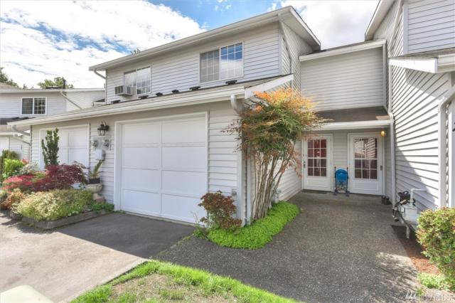 315 E Park St #15, North Bend, WA 98045 (#1462992) :: Keller Williams Realty Greater Seattle
