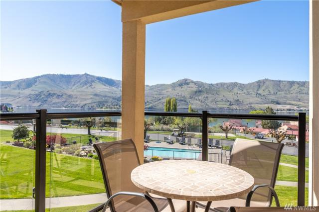 100 Lake Chelan Shores Dr 17-9, Chelan, WA 98816 (#1463019) :: Ben Kinney Real Estate Team