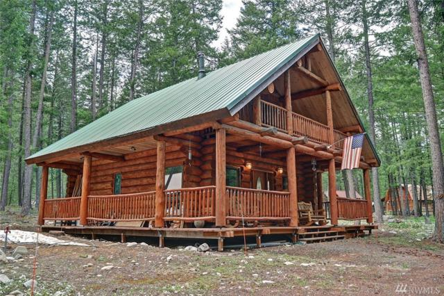 26 Doe Rd, Mazama, WA 98833 (#1463355) :: Homes on the Sound