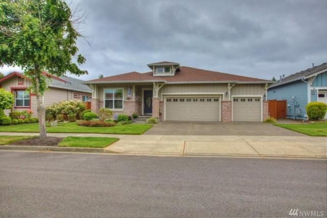 8205 Camano Lp NE, Lacey, WA 98516 (#1463580) :: Costello Team