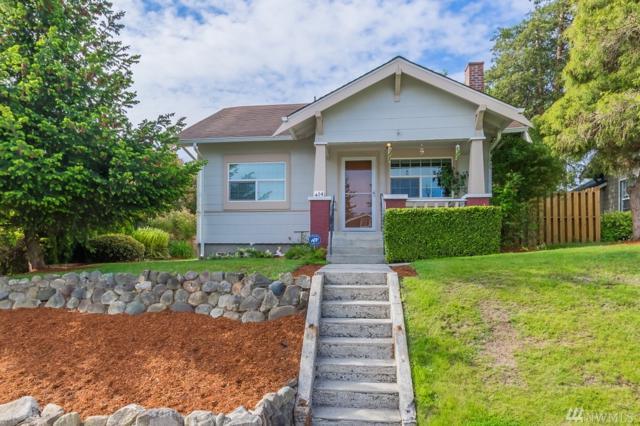 414 S 54th St, Tacoma, WA 98408 (#1463727) :: The Kendra Todd Group at Keller Williams