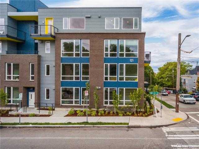 121 12th Ave E #508, Seattle, WA 98102 (#1463823) :: Costello Team