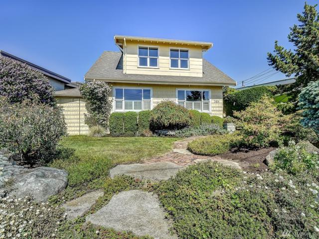 3454 63rd Ave SW, Seattle, WA 98116 (#1463974) :: Record Real Estate