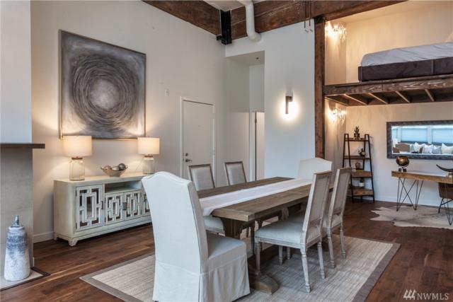 417 E Pine St #310, Seattle, WA 98122 (#1464064) :: Record Real Estate