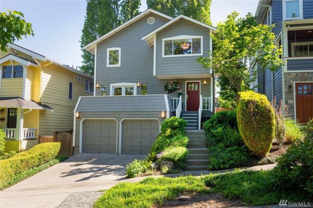 2613 E Helen St, Seattle, WA 98112 (#1464148) :: Ben Kinney Real Estate Team