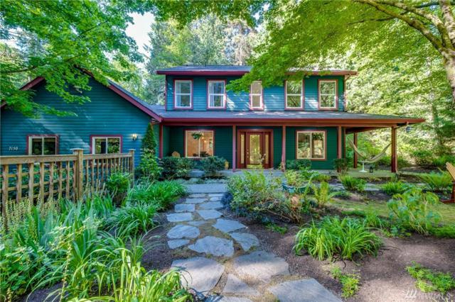 7150 Fletcher Bay Rd NE, Bainbridge Island, WA 98110 (#1464216) :: Record Real Estate
