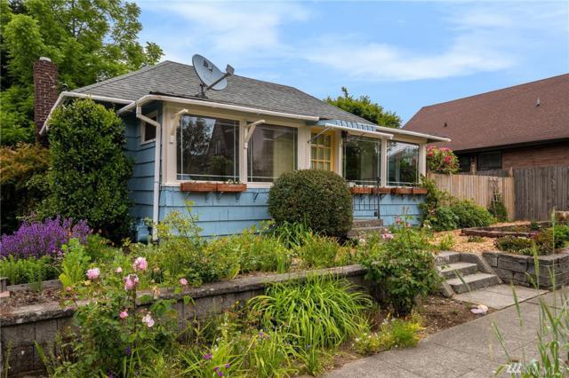 4110 SW College St, Seattle, WA 98116 (#1464646) :: Keller Williams Western Realty