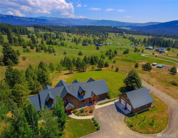 901 Weihl Rd, Cle Elum, WA 98922 (#1465436) :: Canterwood Real Estate Team
