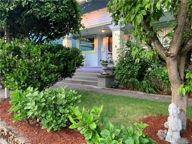 7052 24th Ave NW, Seattle, WA 98117 (#1465536) :: Kimberly Gartland Group