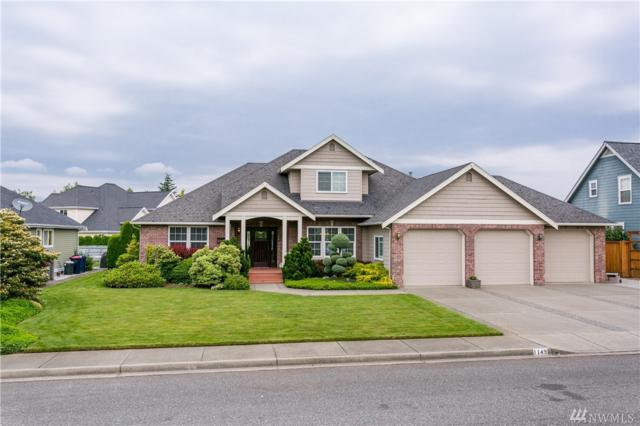1149 Bridgeview Dr, Lynden, WA 98264 (#1465809) :: Keller Williams Realty