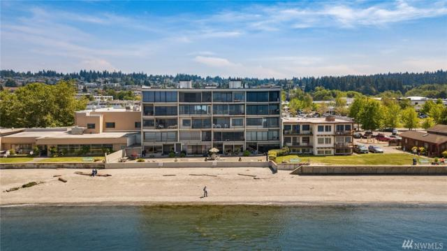200 Beach Place #503, Edmonds, WA 98020 (#1465872) :: Kimberly Gartland Group