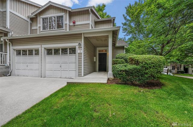 17824 NE 96TH Wy #3, Redmond, WA 98052 (#1466021) :: Real Estate Solutions Group