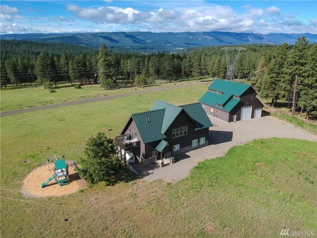 760 Wiehl Rd, Cle Elum, WA 98922 (#1466251) :: Canterwood Real Estate Team