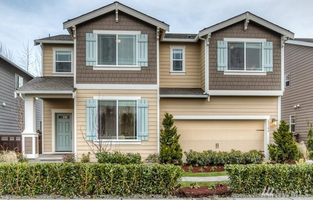 12009 SE 299th  (Lot 141) Place, Auburn, WA 98092 (#1466368) :: Ben Kinney Real Estate Team