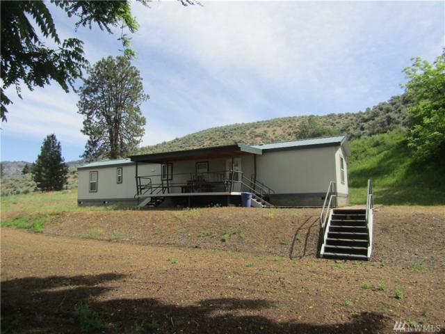 87 Canyon Creek Rd, Oroville, WA 98844 (MLS #1466451) :: Nick McLean Real Estate Group