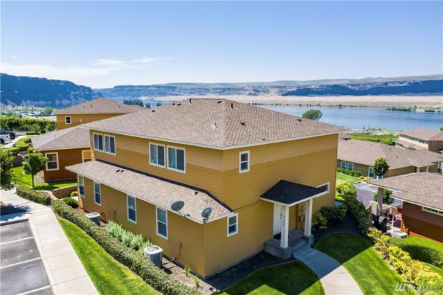 9128 Pheasant Hill Lane NW C75, Quincy, WA 98848 (#1466498) :: Real Estate Solutions Group