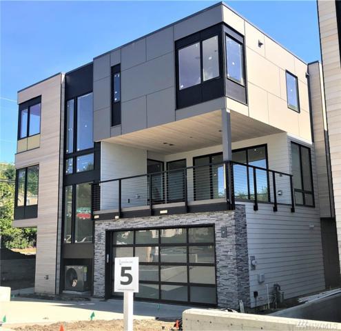 10135 Ne 60th St (Lot 5), Kirkland, WA 98033 (#1466636) :: Real Estate Solutions Group