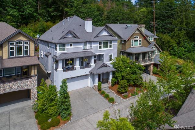 873 SE Cougar Mountain Lane NW, Issaquah, WA 98027 (#1466832) :: Record Real Estate