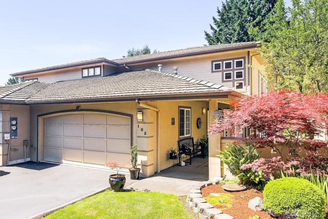 105 SW 197th St C, Normandy Park, WA 98166 (#1466971) :: Better Properties Lacey