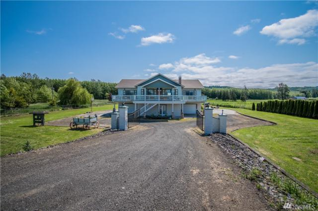 485 W Birnie Slough Rd, Cathlamet, WA 98612 (#1466974) :: Ben Kinney Real Estate Team