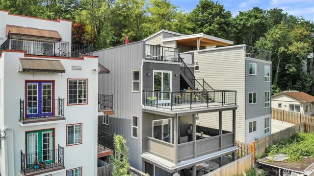 3013 SW Harbor Lane, Seattle, WA 98126 (#1467049) :: McAuley Homes