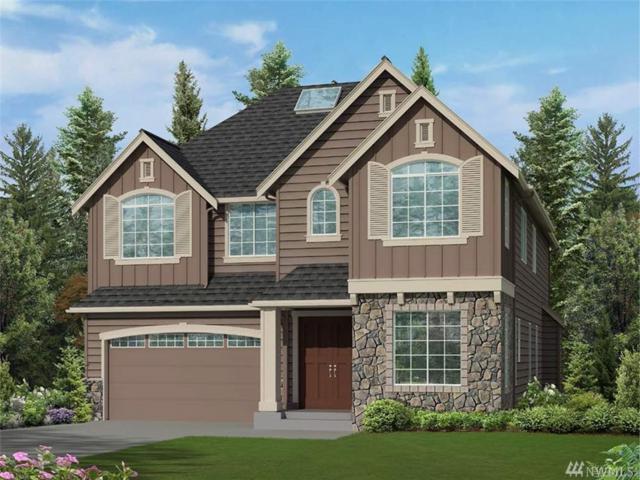 1436-(Lot 10) Elk Run Place SE, North Bend, WA 98045 (#1467292) :: Kimberly Gartland Group