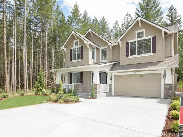 1430-(Lot 11) Elk Run Place SE, North Bend, WA 98045 (#1467373) :: Kimberly Gartland Group