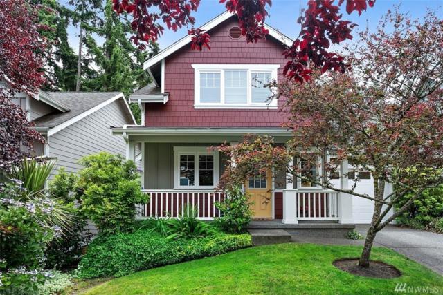 743 NE Day Lily Lane, Bainbridge Island, WA 98110 (#1467374) :: Real Estate Solutions Group