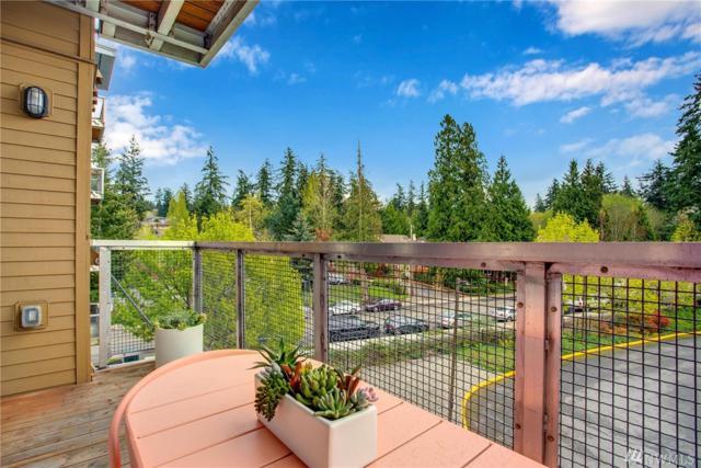 11415 Slater Ave NE #310, Kirkland, WA 98033 (#1467515) :: Real Estate Solutions Group